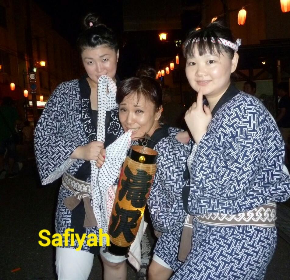 湯沢祭り〜〜2