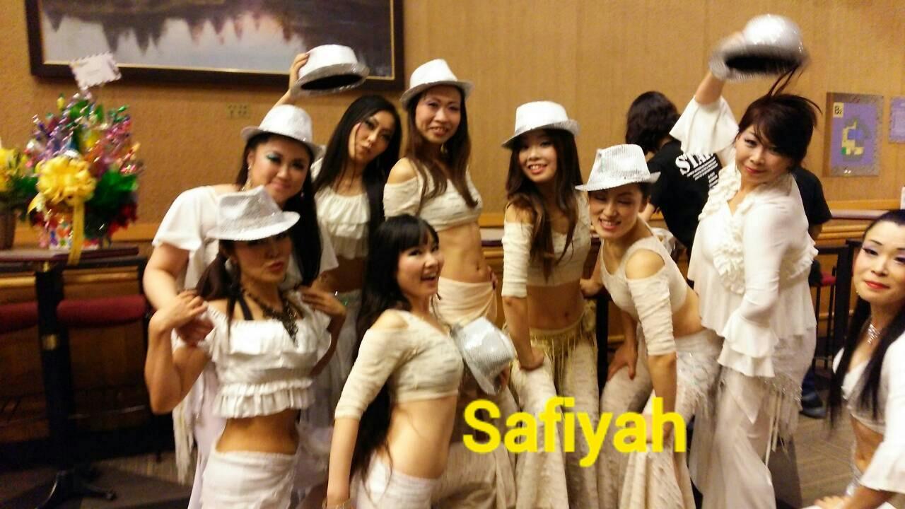 2014,11,16Safiyah 発表会!!