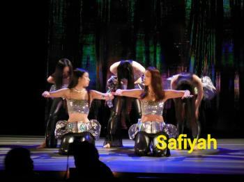 Safiyah発表会写真3☆