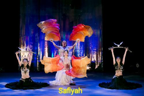 Safiyah発表会写真6☆