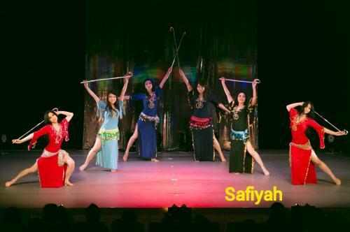 Safiyah発表会写真8☆