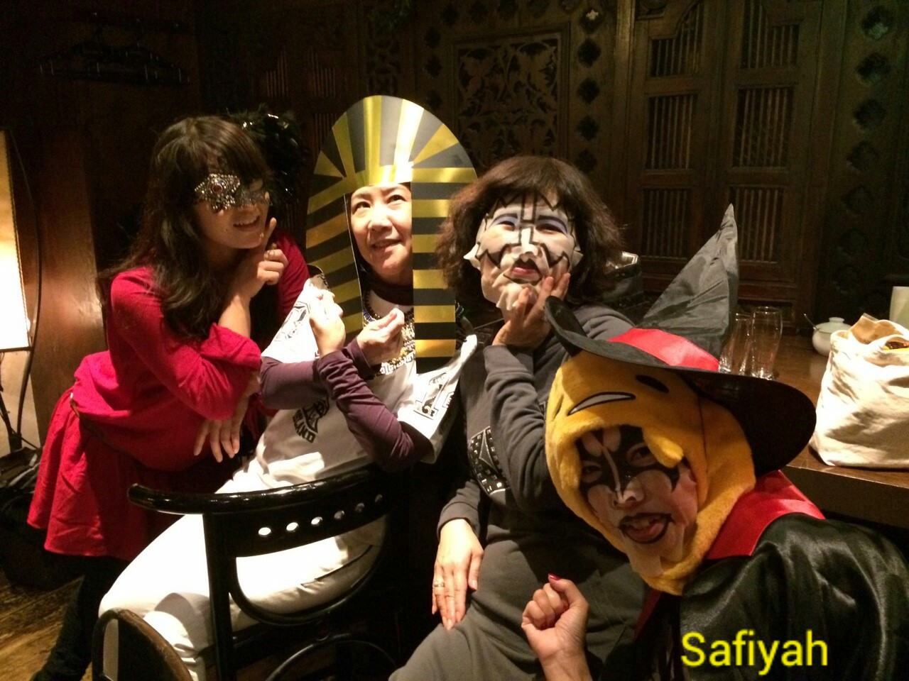 Halloween発表会仮装編
