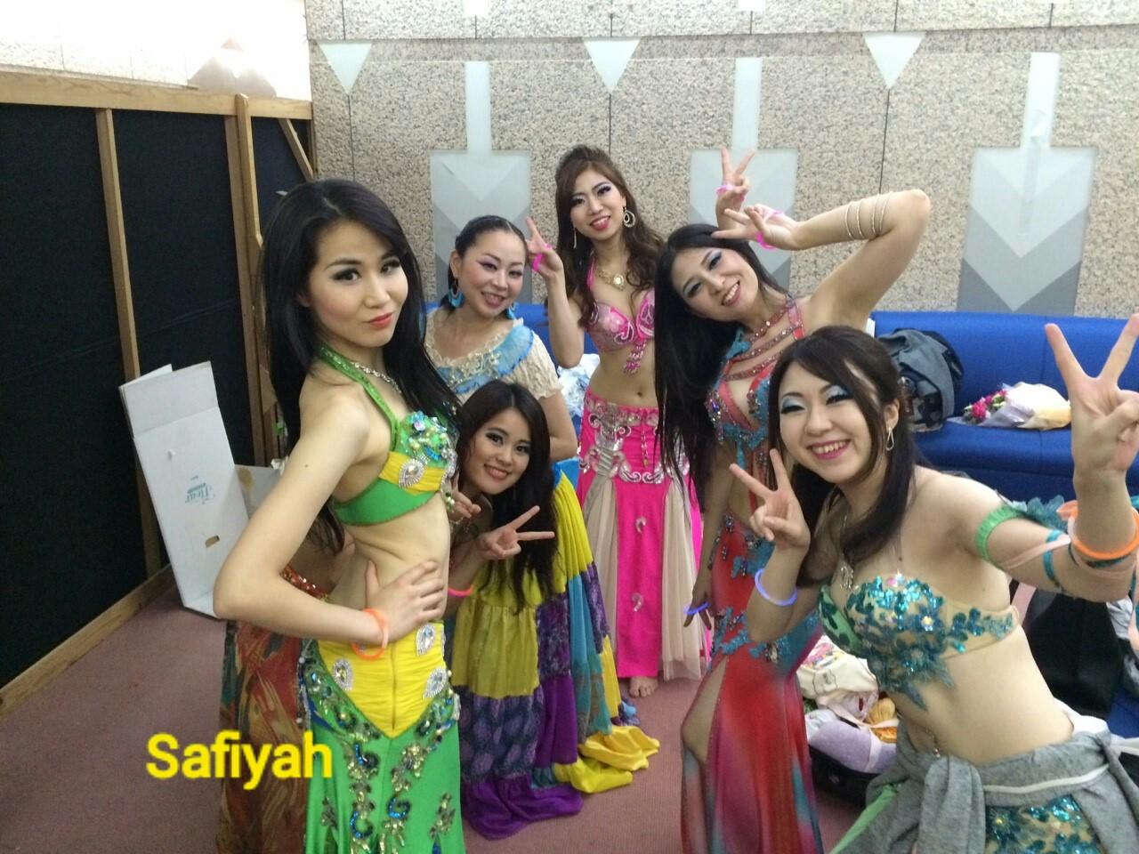 Safiyah発表会9