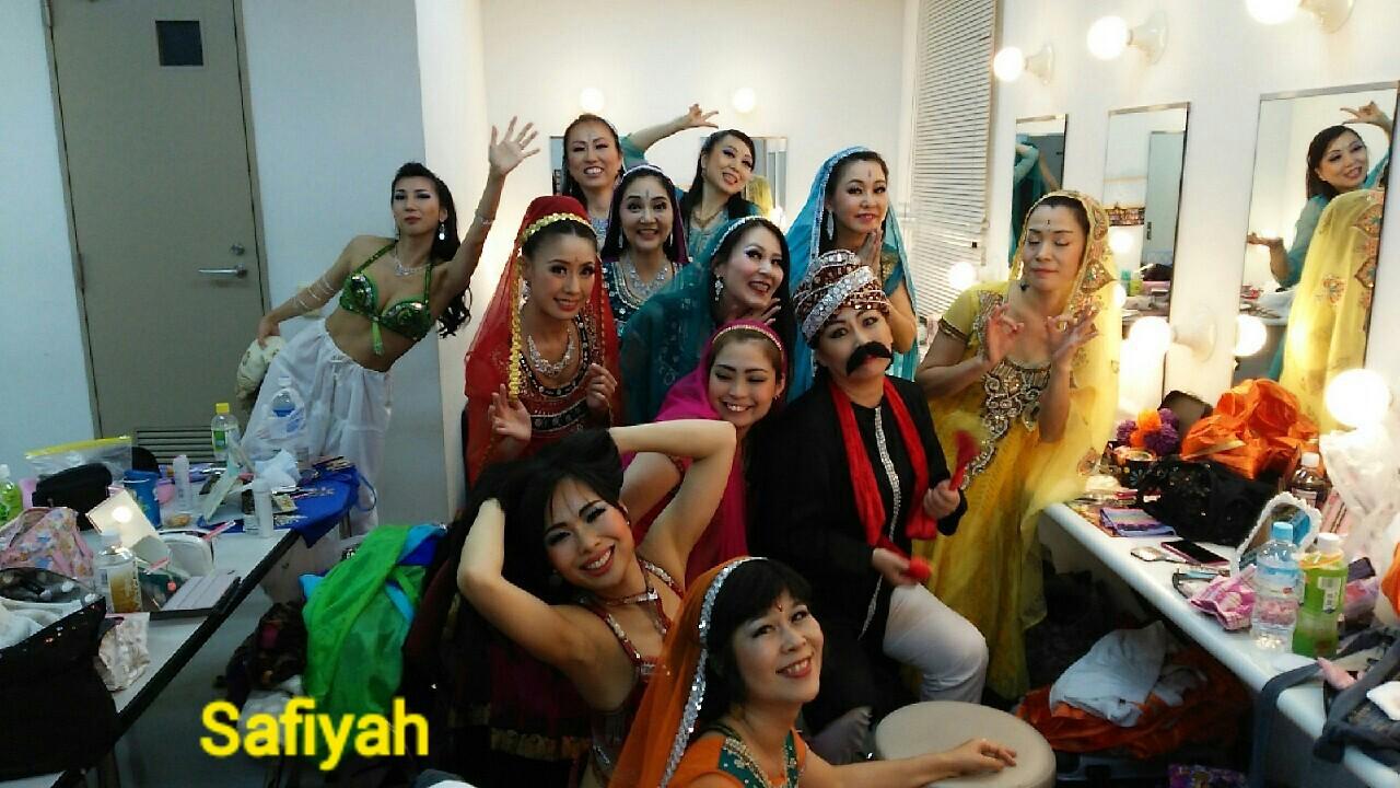 Safiyah発表会10