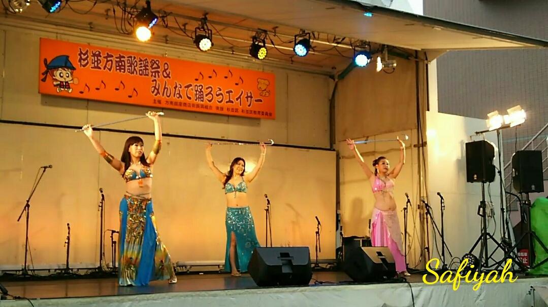 方南町祭り報告☆