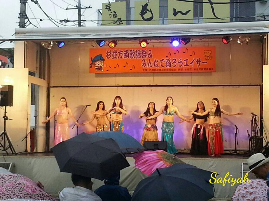 方南町祭り写真3