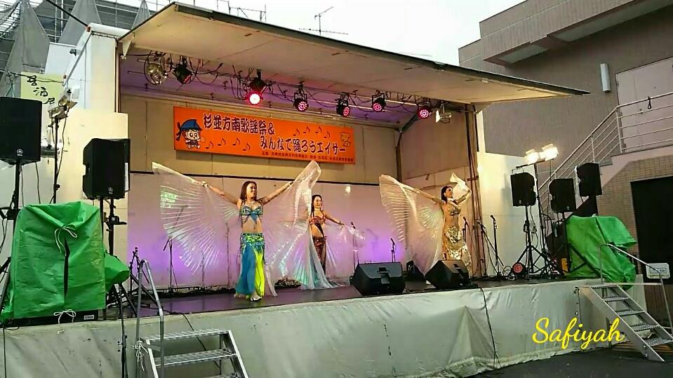 方南町祭り写真2