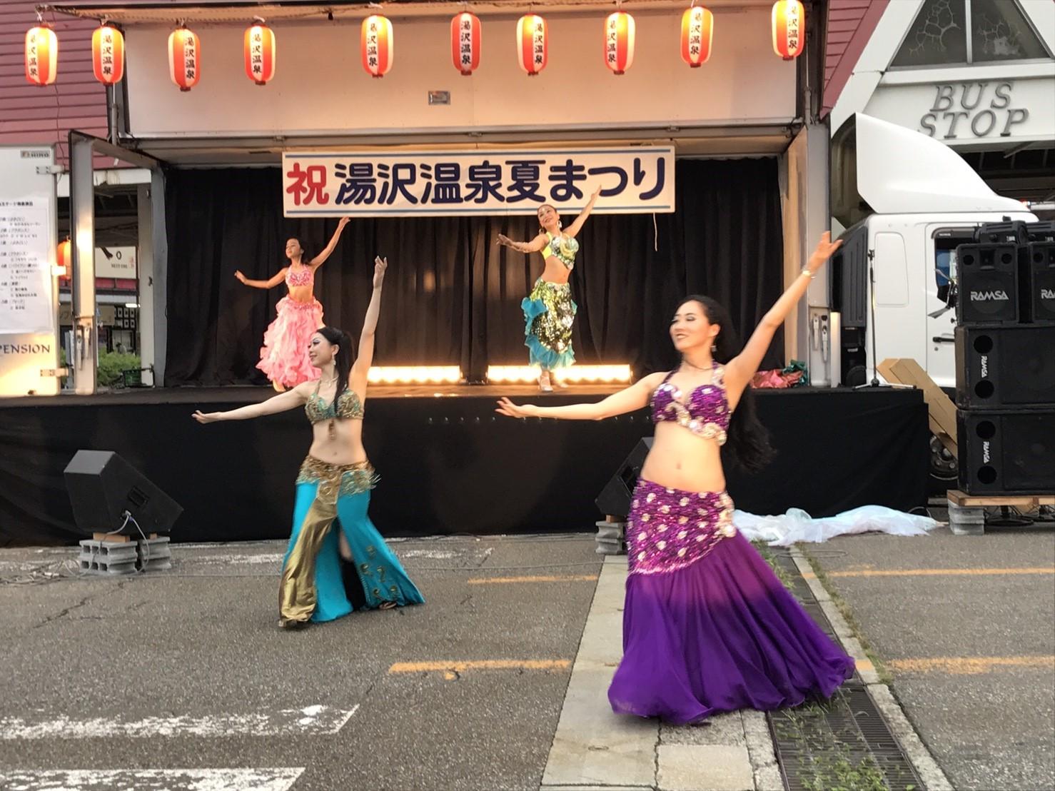 湯沢夏祭り 2