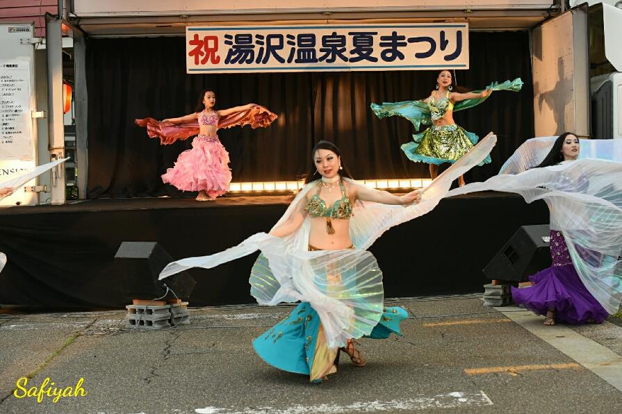 8/15湯沢夏祭りショー報告!