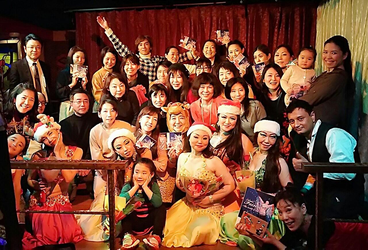 12/14クリスマスショー!!