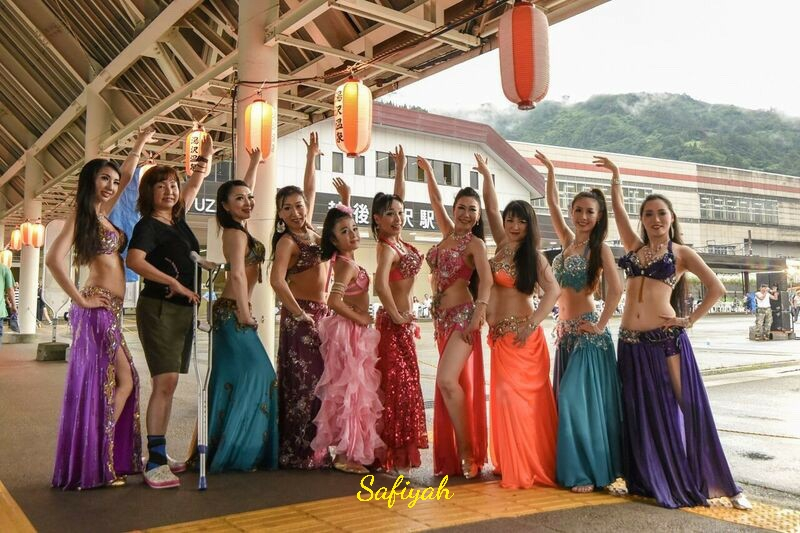 越後湯沢夏祭りショー2